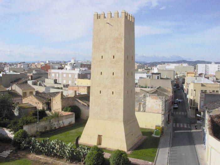 La Torre Razef d'Almussafes compta la seua història
