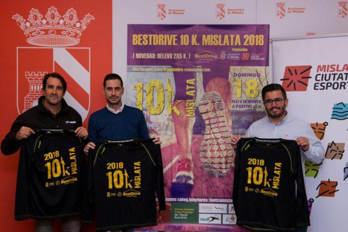 Més de 1200 corredors prendran els carrers de Mislata diumenge que ve