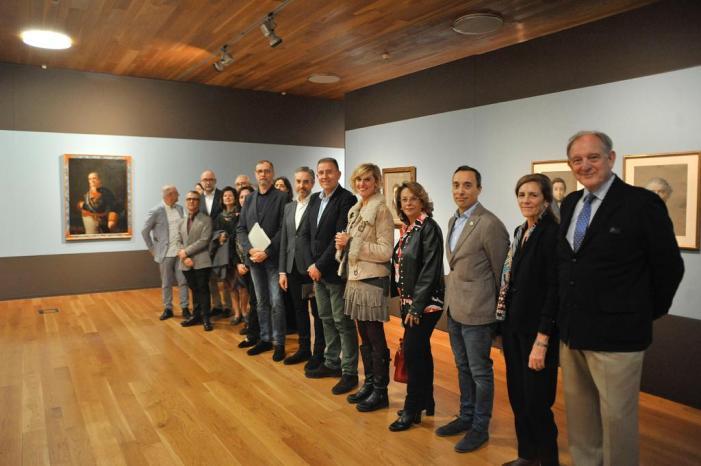 El Consorci de Museus rescata la figura de Vicente Rodes i reuneix l'exposició més gran dedicada al pintor alacantí