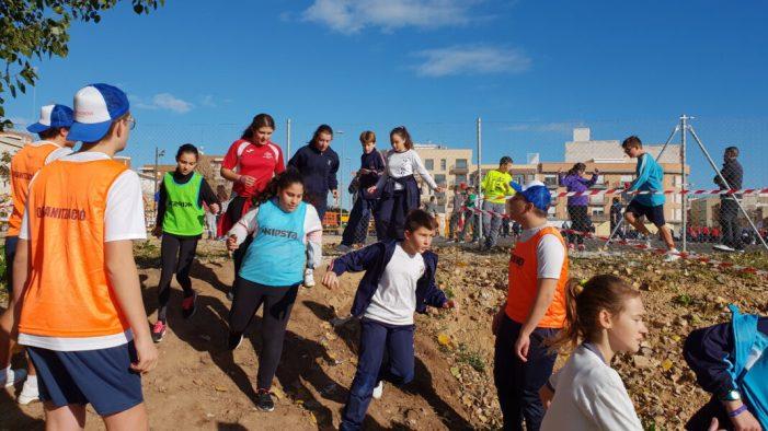 Festa de les Catalinete, Cursa Infantil Catacross i berenar Centre Integral de Persones Majors de Sueca