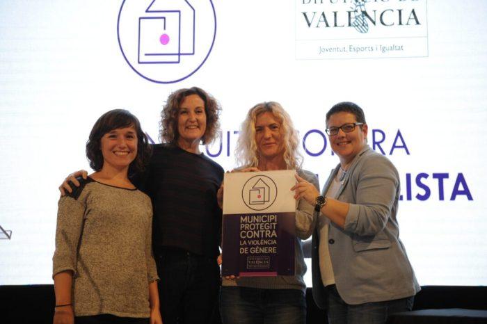 Picassent s'integra en la Xarxa de municipis protegits contra la violència de gènere
