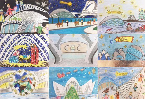 La Ciutat de les Arts i les Ciències convoca la XIII edició del concurs de dibuix de Nadal