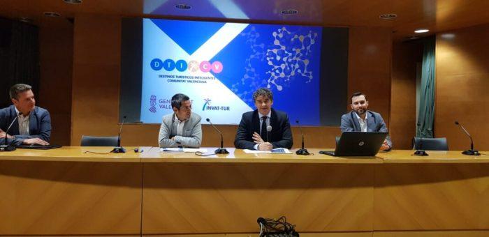 Turisme posa en marxa la Xarxa de Destinacions Turístiques Intel·ligents de la Comunitat Valenciana