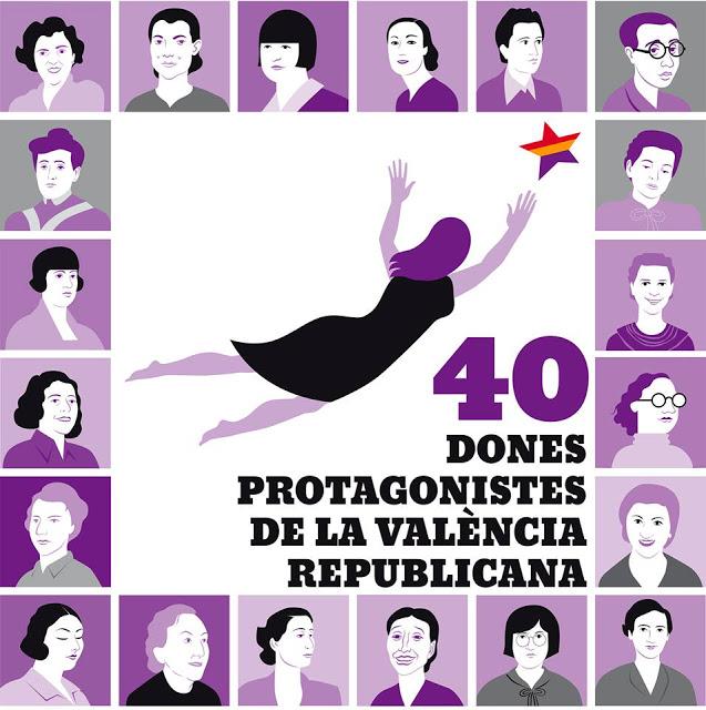 Les dones que van protagonitzar la República a València, visibles en una exposició a Almussafes