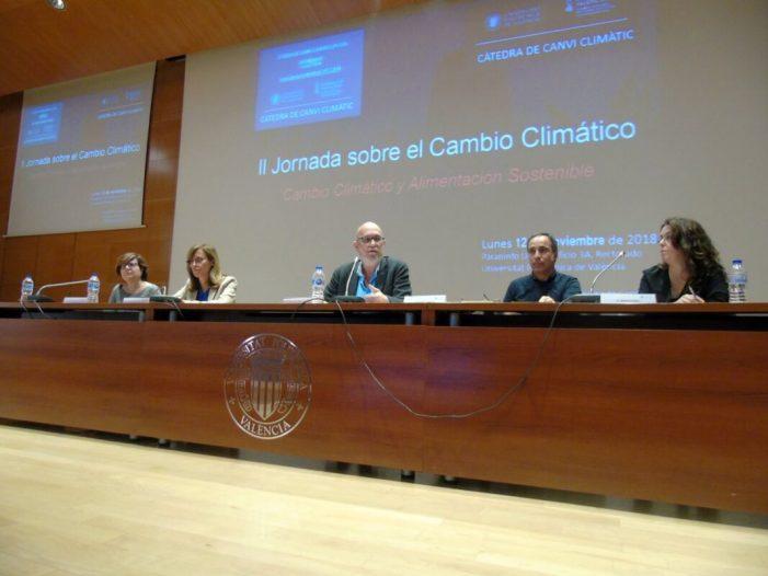 L'Ajuntament de Godella participa a la II Jornada Universitària sobre Canvi Climàtic
