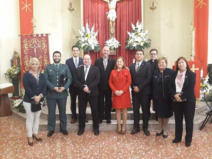 Alfafar celebra la festa del Crist dels Desemparats