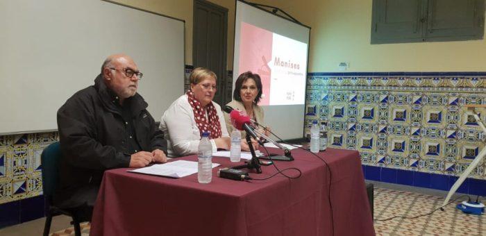 """Mulero: """"El Consell invertirà més de 980.000 euros a Manises en matèria d'inclusió"""""""