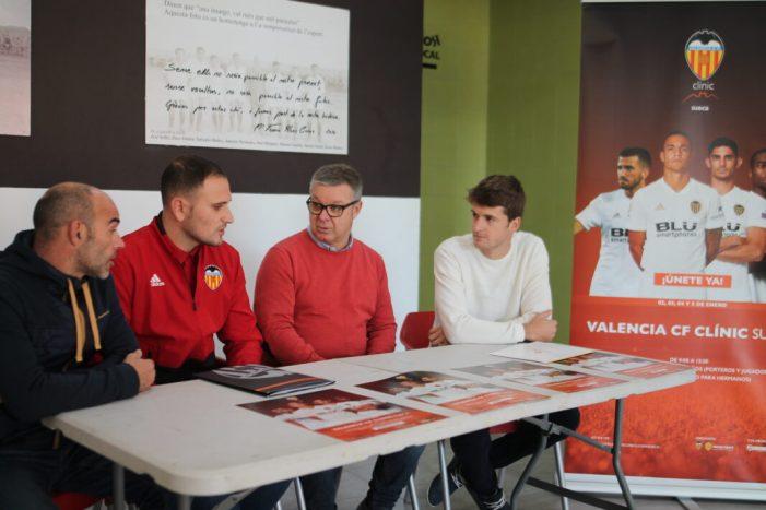 L'Estadi Municipal Antonio Puchades de Sueca acollirà el València CF Clínic – Sueca