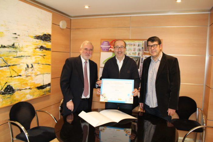 Alzira renova per 4a vegada el Segell CAI (Ciutat Amiga de la Infància)