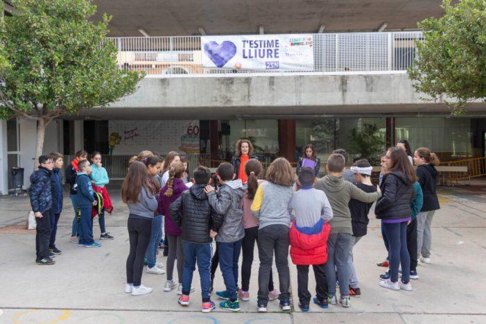 L'alumnat de Picassent participa d'un rally i diversos tallers sobre la igualtat de gènere