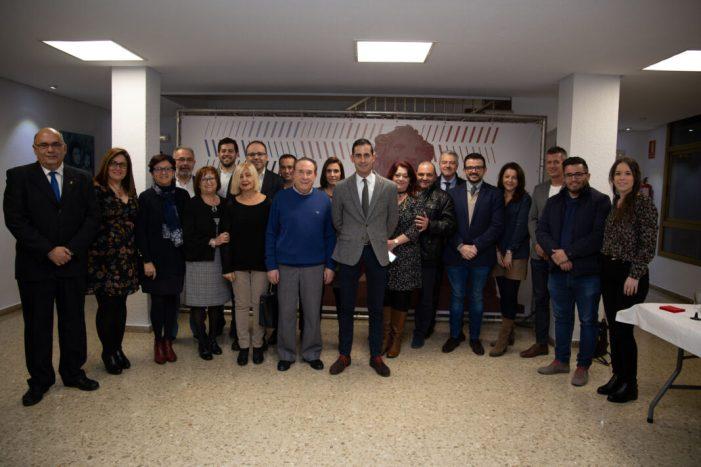 La corporació de Mislata celebra el 40 aniversari de la Constitució Espanyola
