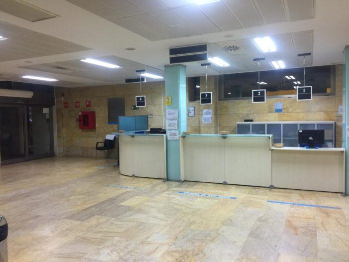 SanitatSolsUna, denuncien Centre Salut Alzira 2 va tancar totes les vesprades
