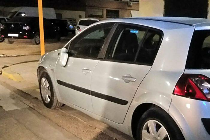 Detingudes dos persones pels danys a 20 vehicles en la zona del carrer Sant Eduard de Paiporta