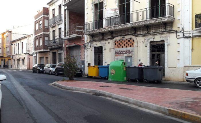 Ciutadans a Alzira denuncia el perill a la Plaça de Dolz