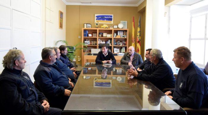 L'Alcalde de Burjassot dóna la benvinguda als nous treballadors contractats per l'Ajuntament mitjançant els programes EMCORP i EMCORD