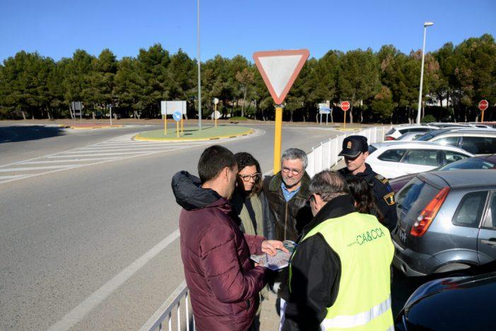 Una nova rotonda millorarà la seguretat en l'accés a Paiporta per la CV-406