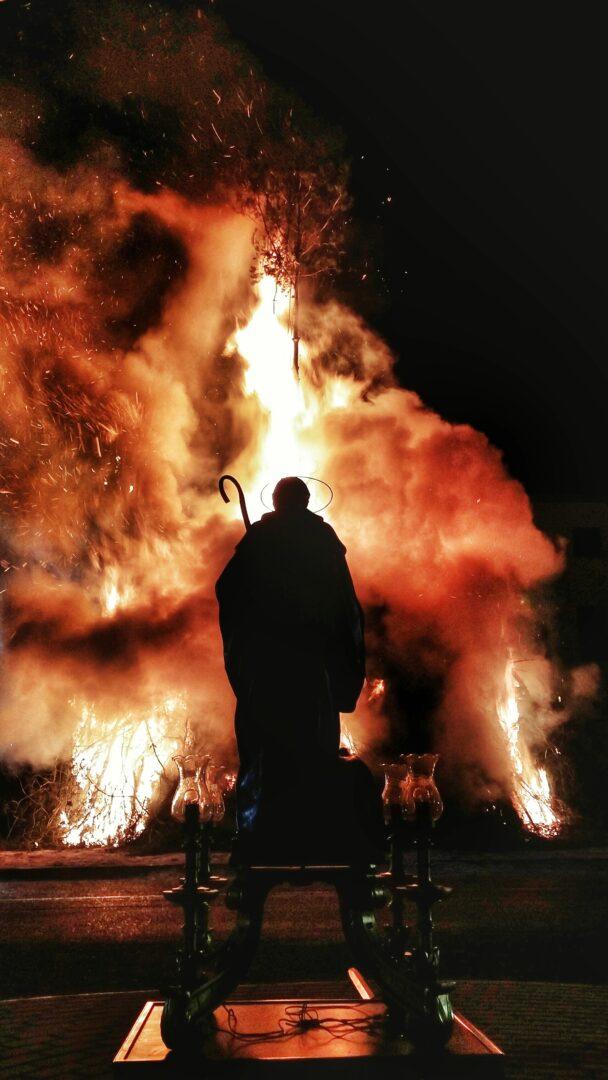 Gavarda viu la setmana gran de les festes de Sant Antoni