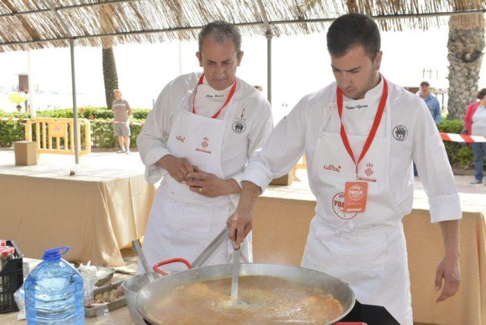 El Concurs de Paella de Cullera se celebrarà al febrer