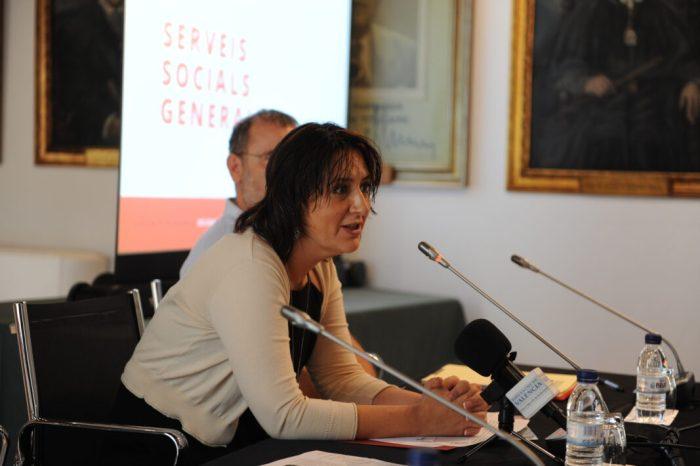La Ribera Alta va rebre 1,78 milions d'euros del nou Model de Serveis Socials en 2018
