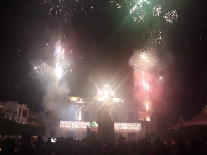 Una nit de cap d'any especial a Alfafar