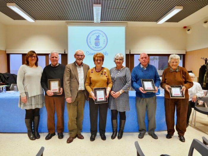 La Unió Democràtica de Pensionistes d'Alboraia celebra la seua assemblea anual