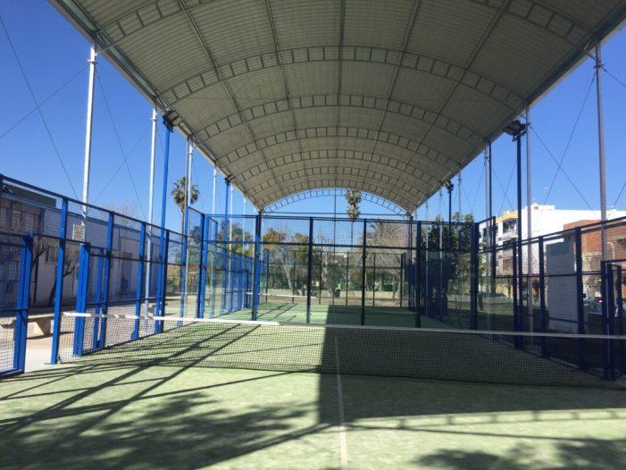 Sollana i El Romaní modernitzen les seues instal·lacions esportives amb ajuda de la Diputació Recibidos x