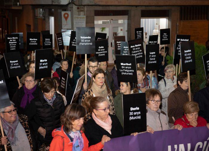 Ni un pas enrere en la defensa de la igualtat i contra la violència masclista