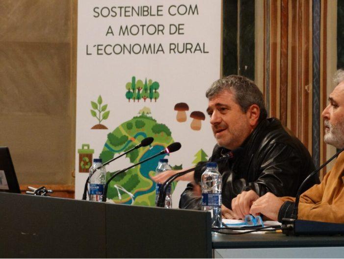 La Diputació impulsa la gestió forestal sostenible per dinamitzar l'economia rural i combatre el despoblament