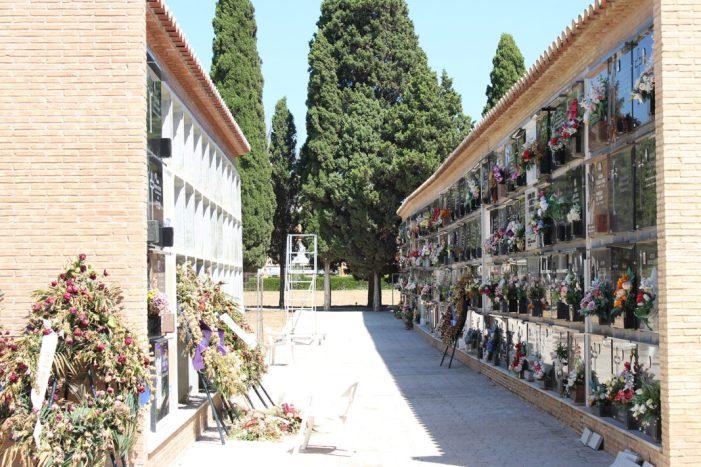 L'Ajuntament de Godella digitalitza tota la informació del cementeri i llança una web de consulta