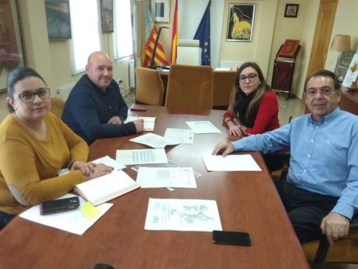 Turís s'adhereix a la xarxa salut de la Generalitat