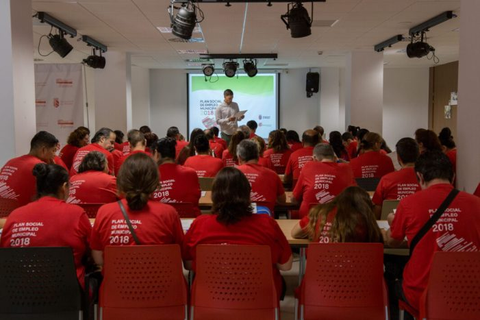 Mislata llançarà al març una nova edició del seu Pla Social d'Ocupació
