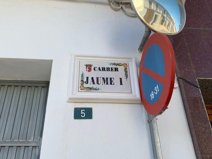 Cotes ja ha eliminat la nomenclatura franquista dels carrers