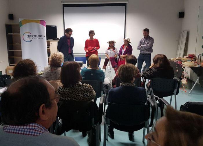 Conferència a Benifaió sobre la transformació social cap a l'enfortiment de les dones