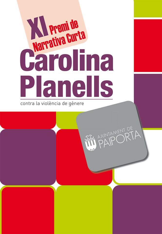 L'Auditori de Paiporta acull l'entrega dels premi Carolina Planells conta la violència de gènere de narrativa curta