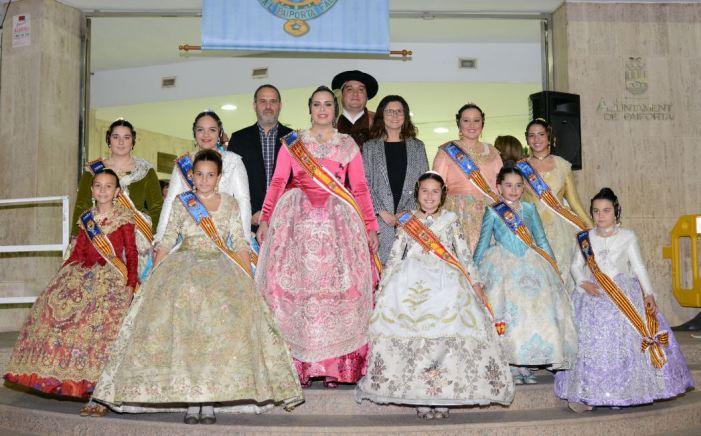 Paiporta celebra la Crida i espera la Cavalcada del Ninot