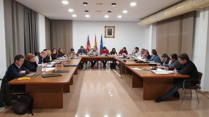 El Ple de Xirivella, en defensa del Pacte Valencià contra la violència de gènere i masclista