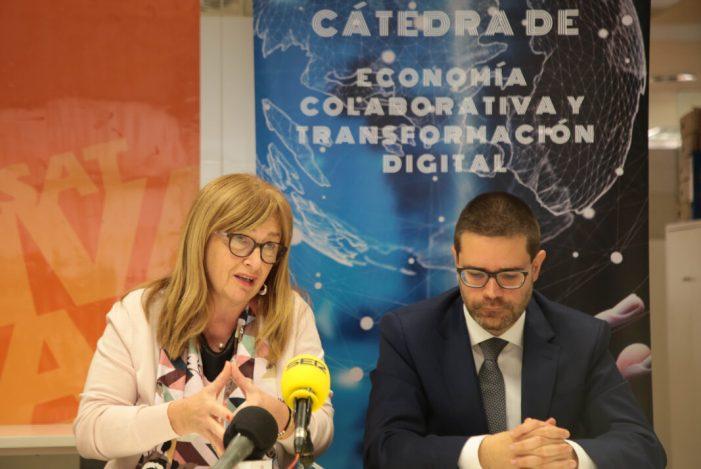 La Comunitat, el País Basc i la Universitat de València estudiaran la prevenció de riscos de la salut en les persones treballadores de l'economia de plataforma