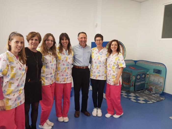 València compta amb 455 places d'atenció primerenca per a xiquets i xiquetes amb necessitats especials