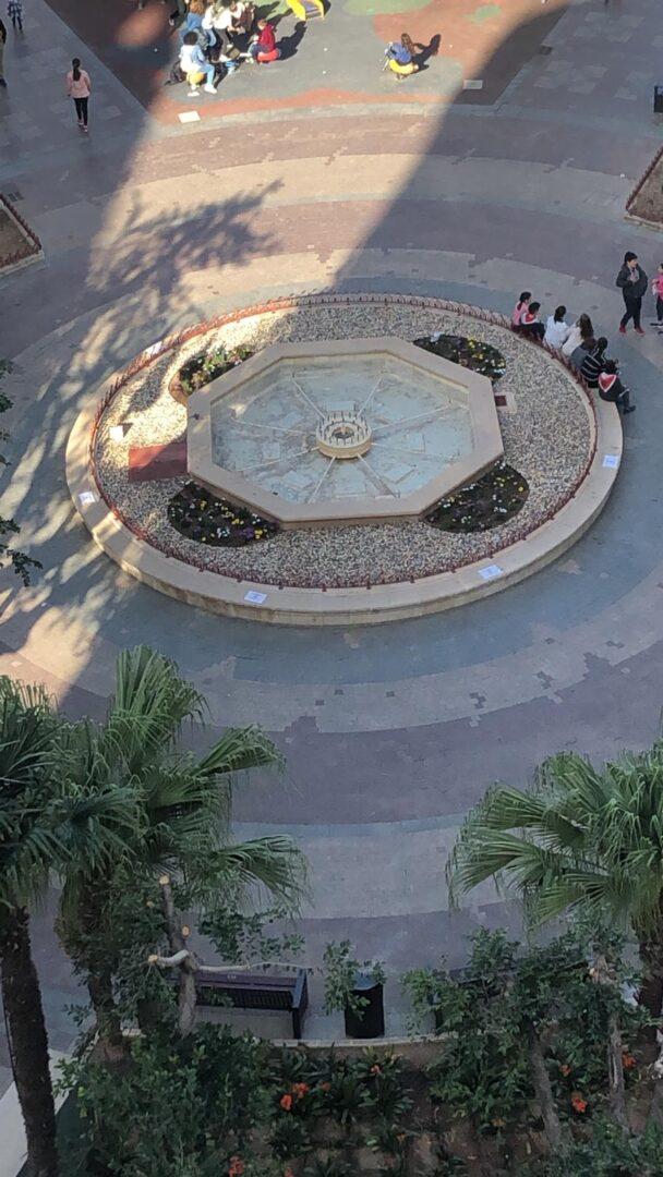 L'Ajuntament d'Alzira il·luminarà les fonts ornamentals de la plaça del Regne i de la plaça Major