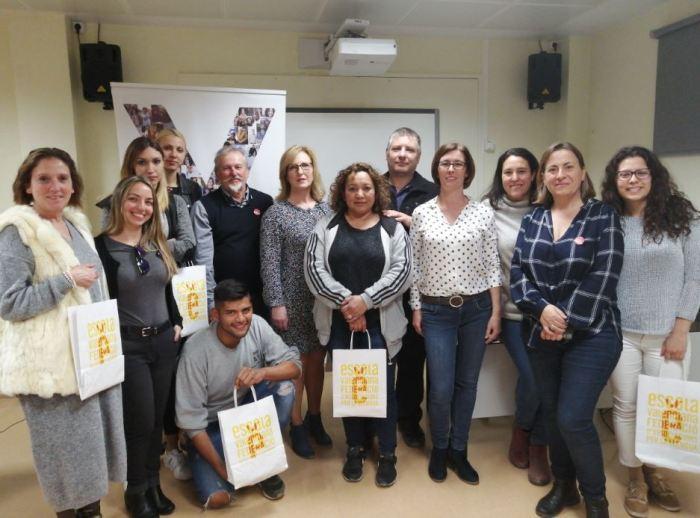 Almussafes acoge otro año más el programa Voluntariat pel Valencià 2019