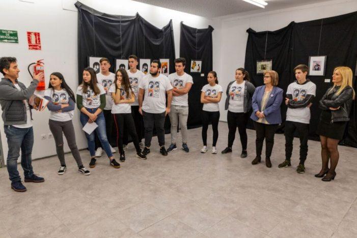 Un grup d'alumnes de Picassent comparteixen aprenentatges per reflexionar sobre les violències contra les dones