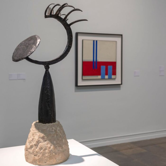 L'IVAM presenta una nova exposició sobre l'escultor Julio González amb motiu del 30é aniversari del museu