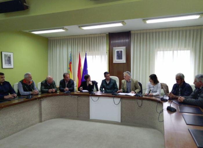 Almussafes i Benifaió reclamen reg per goteig per als seus termes municipals