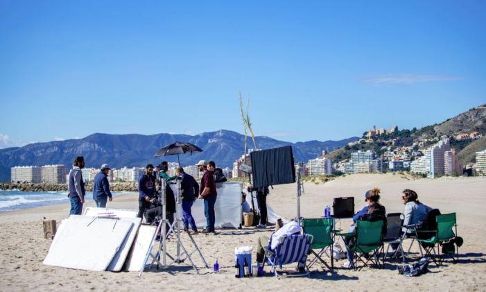 Cullera acull el rodatge de la webserie 'Sí, quedo'