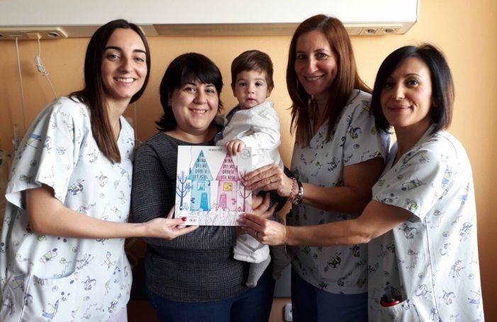 L'Hospital de la Ribera es suma a la celebració del Dia Internacional del Llibre