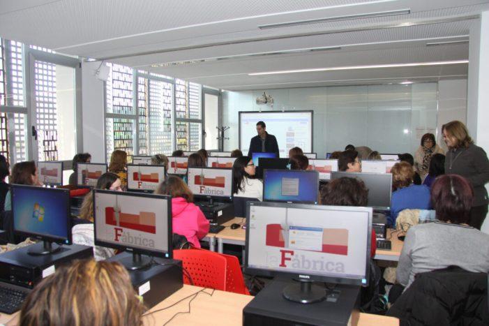 El centre sociocultural La Fàbrica de Mislata supera les 100.000 visites