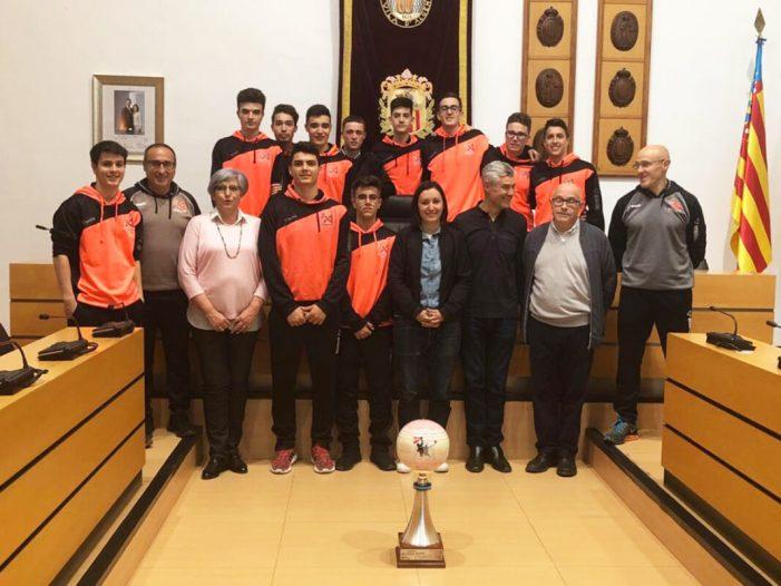 El Club Bàsquet Algemesí guanya un torneig amistós a la ciutat italiana de Chiari