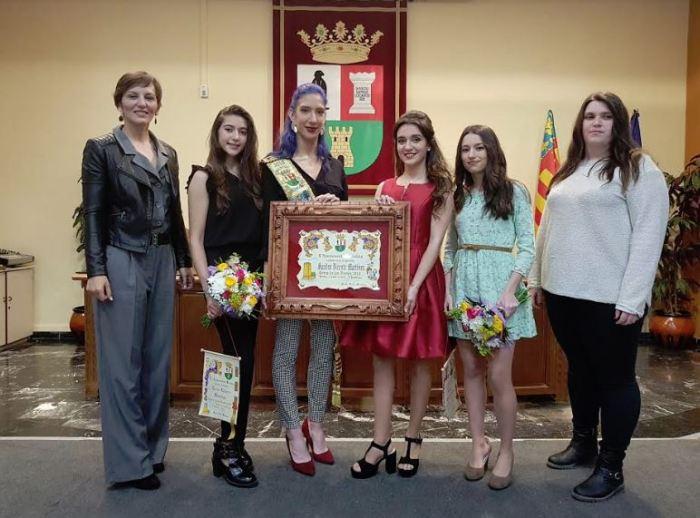 Sandra Vicente Martínez és nomenada Reina de les Festes de Benifaió 2019