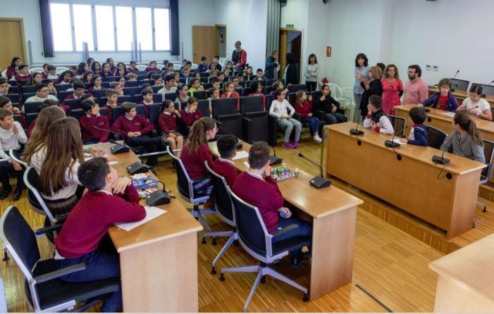 Emprenedurisme i cooperativisme a les escoles del poble
