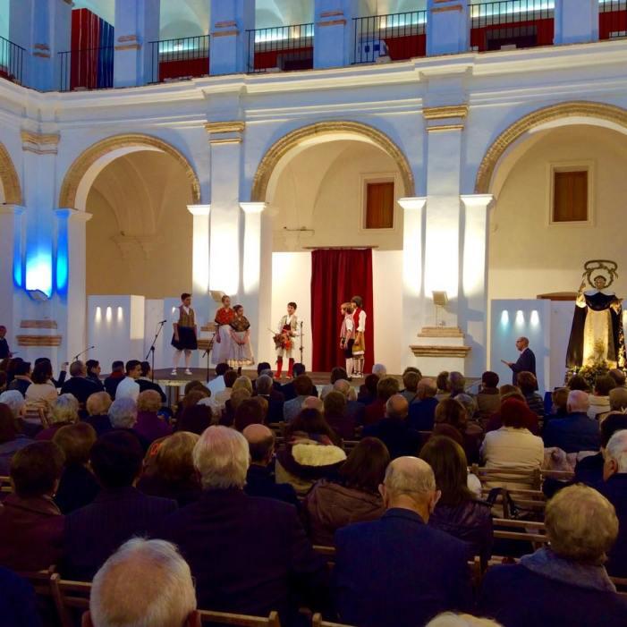 Algemesí prepara solemnement els actes del VI Centenari de la Mort de Sant Vicent.